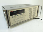 Keithley 7002 Switch System 10-slot Mainframe W/ No Modules