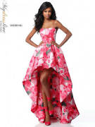 Sherri Hill 51791 Long Evening Dress Lowest Price Guarantee New Authentic Gown