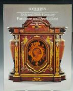 Sothebyand039s Catalog 19th And 20th Century Furniture And Decoration London 05/31/1991