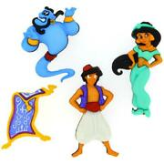 Disney Buttons - Scrapbook And Character
