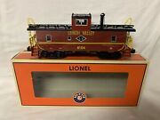 ✅lionel Lehigh Valley Ns Heritage Smoking Ca-4 Caboose 6-27686 Norfolk Southern