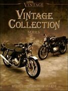 Clymer Service Book Manual Vintage Collection Series 4 Four Stroke Motorcycles