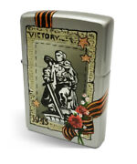 360 Hand Painted Lighters - Ww2 Victory Day Postcards