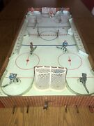 1957 - Eagle Toys Classic Official Nhl Pro Hockey Game - Montreal Vs Toronto