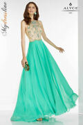 Alyce 6526 Long Evening Dress Lowest Price Guarantee New Authentic Gown
