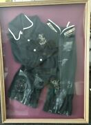 1949 Hopalong Cassidy Framed Outfit For Hoppy Youngsters Excellent Condition