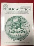 The Money Company Public Auction Rare Canadian Us 40th Anniv Convention Cna 1990