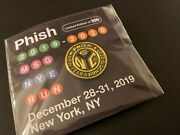 Phish Subway Pin Msg Nye Run 2019 Limited Edition Official Sold Out Only 500