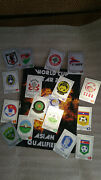 Qatar 2022 Road To World Cup Album 1 Asia 46 Team + 644 Stickers Not Panini
