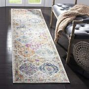 Safavieh Madison Collection Mad611b Bohemian Chic Vintage Distressed Runner 2and039