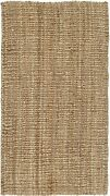 Safavieh Natural Fiber Collection Nf447a Hand-woven Chunky Textured Jute Area Ru