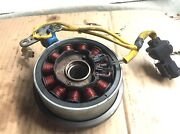 Vespa 200l Flywheel Rotor Stator Magneto Ignition Electrical Cdi Check It Out Nj