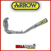 71150cp Scarico Completo Arrow Pro-race Competition Evo 2 Yamaha Yzf R1 2015-201
