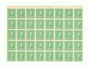 Block Of 40 Mint Never Hinged With Top Place Number Scott 563 Fresh