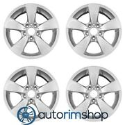 New 17 Replacement Wheels Rims For Bmw 535i 545i 550i 2004-2010 Set