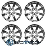 New 22 Replacement Wheels Rims For Cadillac Escalade Esv Ext 1999-2014 Set