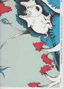 Dr. Seuss Limited Edition Lithograph Horton Hears A Who