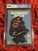 Cgc 9.8howard The Duck 2veronica Fish Variant2nd Appearance Of Gwenpool