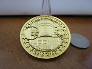 Nypd 19th Precinct 2015 Pope Francis Visit Serialized 036 Challenge Coin 302g