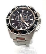 Rotary Aquaspeed Agb90089c04 Stainless Steel Mens Watch - Discontinued