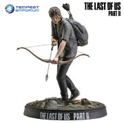 The Last Of Us Part 2 Ellie With Bow 8 Statue Official Brand New In Stock
