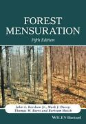 Forest Mensuration By Kershaw Jr. John A. Ducey Mark J. Beers Thomas W. H