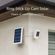 Ring Solar Powered Photovoltaic Cell Panel For Spotlight Security Cams Camera