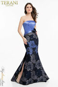 Terani Couture 1821e7136 Evening Dress Lowest Price Guarantee New Authentic
