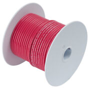 Ancor 117505 Red 2/0 Awg Tinned Copper Battery Cable 50and039
