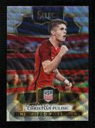 2017-18 Panini Select Unlimited Potential Christian Pulisic Up-9