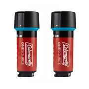 Coleman 2000035445 Onesource Rechargeable Lithium-ion Battery 2-pack
