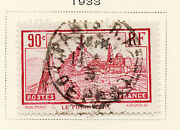 France 1933 Le Puy-en-velay Stamp 290 Used Son Free Ship After 1st Lot