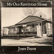 """John Prine - My Old Kentucky Home W/ Tyler Childers Limited Blue 7"""" - Sealed"""