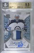 2015-16 Upper Deck The Cup Auto /249 Connor Hellebuyck 187 Bgs 9.5 Rookie Patch