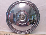 One Ford 1950and039s To 1960and039s Galaxie - Thunderbird - Fairlane - 15 Hubcap - O1