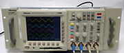 Tektronix Tds 3034b 4 Ch Oscilloscope 300 Mhz 2.5 Gs/s With Tds3trg And Tds Fft