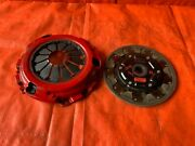 2008 Honda Civic Si Sedan - Action Racing Stage 2 Clutch And Pressure Plate