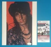 Guns Nand039 Roses Izzy Stradlin Signed 8x10 Photo Certified Authentic With Jsa Coa