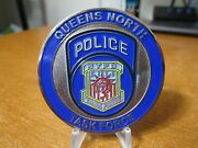 Nypd New York Police Queens North Task Force Its What We Do Challenge Coin 344g