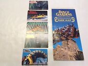 1999 Busch Gardens Tampa Amusement Theme Park Brochure Guide Map And Tickets