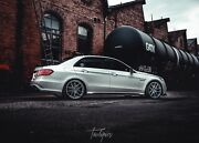La Chanti Lcp3 9and10x20 In 5x112 Brushed Silver Mit Gutachten .. Mercedes E63