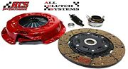 Acs Stage 2 Performance Clutch Kit 1984-1988 Toyota 4runner Pickup 2.4l 22r 22re