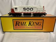 ✅mth Railking Soo Line Rs-27 Diesel Engine Does Not Run Convert To Non-powered
