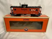 ✅lionel Canadian National Smoking Extended Vision Caboose 6-17659 O Scale Smoke