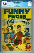 Funny Pages Vol.2 12 Cgc 7.0 1938 Centaur Issue-2109538001