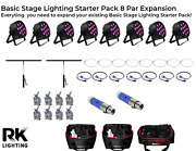Basic Starter Pack Expansion Pack Add 8 Lb Pars And 2 T-bars To Existing Pack