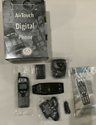 Audiovox Airtouch Digital Cdm 4000 Vintage Cellular Phone And Charger