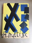 Matisse His Art And His Public Signed First Edition W/ Original Lithograph 1951