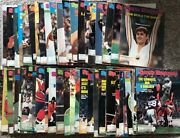 1976 Sports Illustrated Magazines Complete Set Of 51 Issues + First 7 Of 1977