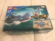 Lego Duplo 7882 Pirate Shark Attack Minifig Lot Set Nisb Retired Collectible